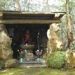 鹿児島冠岳にひっそりと存在する阿弥陀堂