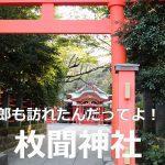 国の重要文化財があるパワースポット!薩摩一の宮「枚聞神社」