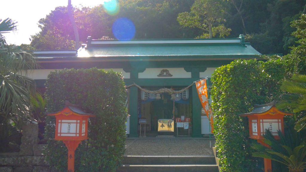 羽島崎神社